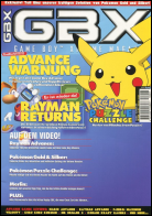 GBX – Gameboy Xtreme Magazine 07+08/2001