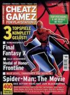 Cheatz 'N' Gamez for PlayStation 2 03/2002