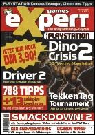 games eXpert 07+08/2001