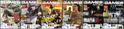 Games Aktuell 01/2008-06/2008