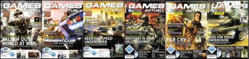 Games Aktuell 07/2008-12/2008