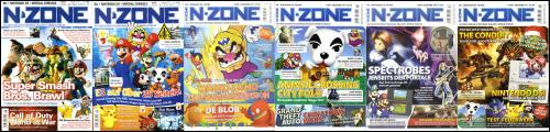 N-Zone 08/2008-01/2009