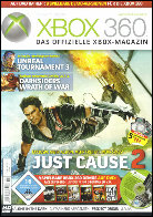 Das offizielle Xbox-Magazin 08/2008