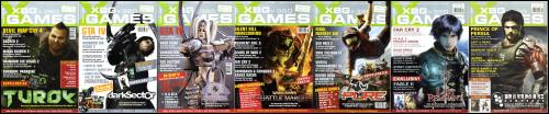 Xbox Games 02/2008-01/2009