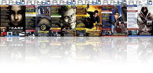 PlayBlu  2009 (02/2009-01/2010)