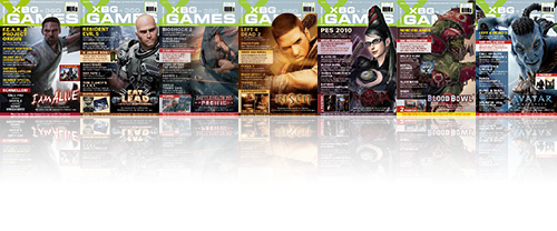 Xbox Games 2009 (02/2009-01/2010)