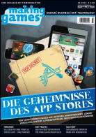 Making Games Magazin 03/2013